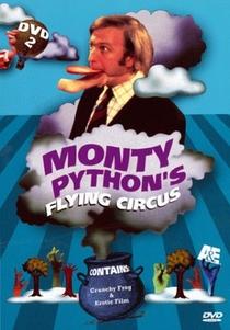 Monty Python's Flying Circus (1ª Temporada) - Poster / Capa / Cartaz - Oficial 3