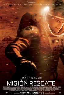 Perdido em Marte - Poster / Capa / Cartaz - Oficial 13