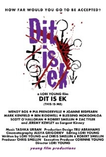 Dit is ek - Poster / Capa / Cartaz - Oficial 1