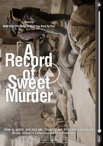 A Record of Sweet Murder - Poster / Capa / Cartaz - Oficial 2