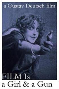 Film Is a Girl & a Gun - Poster / Capa / Cartaz - Oficial 1