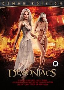 As Demoníacas - Poster / Capa / Cartaz - Oficial 3