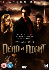 Dylan Dog e as Criaturas da Noite - Poster / Capa / Cartaz - Oficial 8