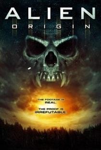 Alien Origin - Poster / Capa / Cartaz - Oficial 1
