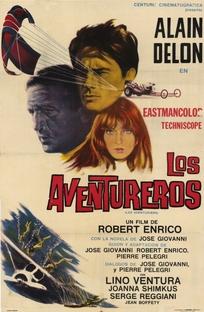 Os Aventureiros - Poster / Capa / Cartaz - Oficial 3