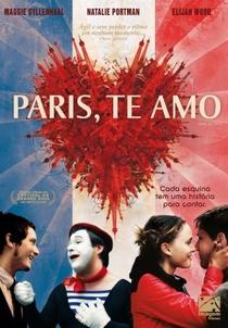 Paris, Te Amo - Poster / Capa / Cartaz - Oficial 1