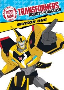 Transformers: Robots in Disguise (1ª Temporada) - Poster / Capa / Cartaz - Oficial 1