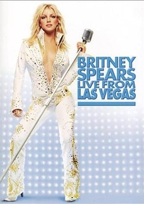 Britney Spears Live from Las Vegas - Poster / Capa / Cartaz - Oficial 1