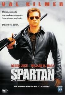 Spartan - Poster / Capa / Cartaz - Oficial 1