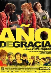 Ano de Graça - Poster / Capa / Cartaz - Oficial 1