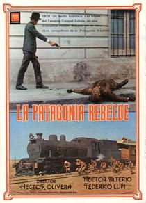 A Patagônia Rebelde - Poster / Capa / Cartaz - Oficial 1