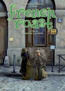 French Roast - Poster / Capa / Cartaz - Oficial 1