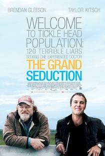 Tickle Head, O Melhor Lugar Da Terra - Poster / Capa / Cartaz - Oficial 1