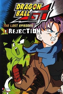 Dragon Ball GT: Saga Viagem Pelo Universo - Poster / Capa / Cartaz - Oficial 26