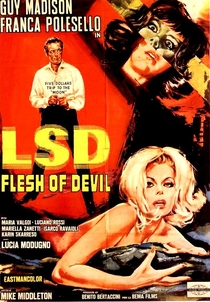 LSD - Flesh of Devil - Poster / Capa / Cartaz - Oficial 1