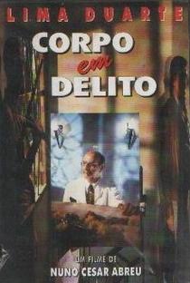 Corpo em Delito - Poster / Capa / Cartaz - Oficial 1