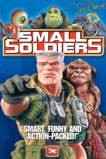 Pequenos Guerreiros - Poster / Capa / Cartaz - Oficial 7