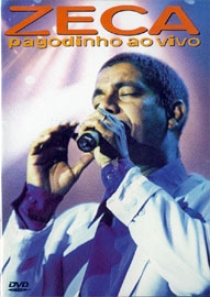 Zeca Pagodinho Ao Vivo - Poster / Capa / Cartaz - Oficial 1