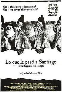 Lo que le pasó a Santiago - Poster / Capa / Cartaz - Oficial 1