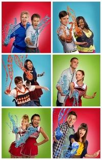 Glee (2ª Temporada) - Poster / Capa / Cartaz - Oficial 2