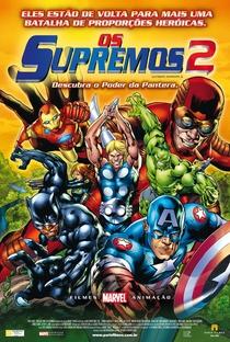 Os Supremos 2 - Poster / Capa / Cartaz - Oficial 1