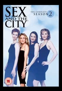 Sex and the City (2ª Temporada) - Poster / Capa / Cartaz - Oficial 3