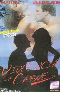 Violência na Carne - Poster / Capa / Cartaz - Oficial 1
