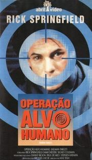 Operação Alvo Humano (1ª Temporada) - Poster / Capa / Cartaz - Oficial 1