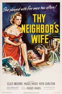 Thy Neighbor's Wife - Poster / Capa / Cartaz - Oficial 1
