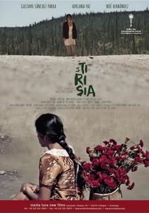 La tirisia - Poster / Capa / Cartaz - Oficial 1