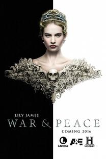 Guerra e Paz - Poster / Capa / Cartaz - Oficial 3