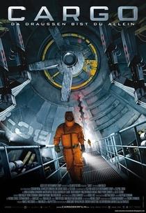 Cargo - O Espaço é Gelado - Poster / Capa / Cartaz - Oficial 2