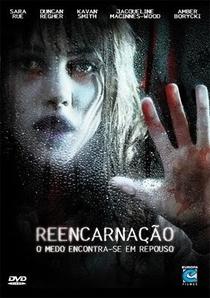 Reencarnação: O Medo Encontra-se em Repouso - Poster / Capa / Cartaz - Oficial 1