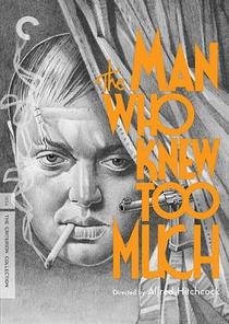 O Homem Que Sabia Demais - Poster / Capa / Cartaz - Oficial 2