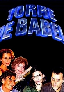 Torre de Babel - Poster / Capa / Cartaz - Oficial 2