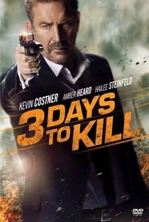 3 Dias Para Matar - Poster / Capa / Cartaz - Oficial 4