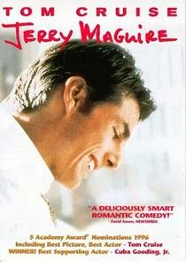 Jerry Maguire - A Grande Virada - Poster / Capa / Cartaz - Oficial 2