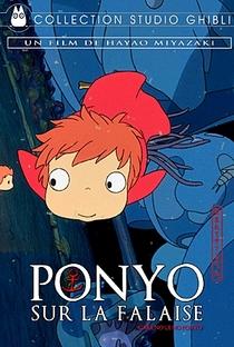 Ponyo: Uma Amizade que Veio do Mar - Poster / Capa / Cartaz - Oficial 20