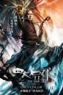 Os Quatro 2: Reino Sem Lei - Poster / Capa / Cartaz - Oficial 7