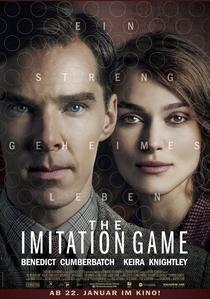 O Jogo da Imitação - Poster / Capa / Cartaz - Oficial 7