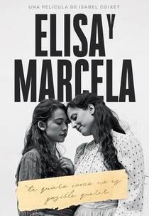 Elisa & Marcela - Poster / Capa / Cartaz - Oficial 2