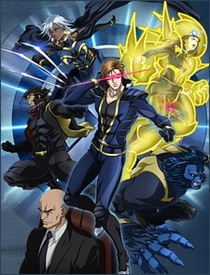 X-men – A Historia Animada - Poster / Capa / Cartaz - Oficial 1