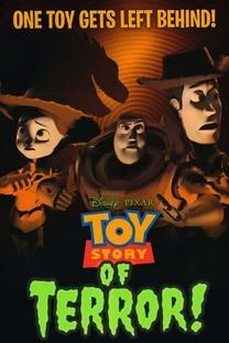 Toy Story de Terror - Poster / Capa / Cartaz - Oficial 12