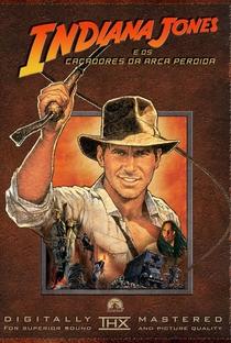 Indiana Jones e os Caçadores da Arca Perdida - Poster / Capa / Cartaz - Oficial 11