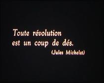 Toda Revolução é um Lance de Dados - Poster / Capa / Cartaz - Oficial 1
