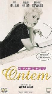 Nascida Ontem - Poster / Capa / Cartaz - Oficial 2