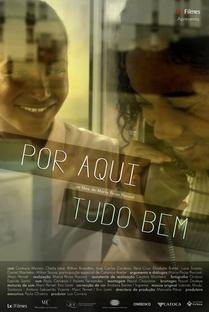 Alda e Maria, Por Aqui Tudo Bem - Poster / Capa / Cartaz - Oficial 1
