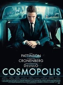 Cosmópolis - Poster / Capa / Cartaz - Oficial 1