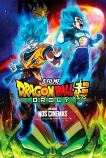 Dragon Ball Super: Broly - Poster / Capa / Cartaz - Oficial 13