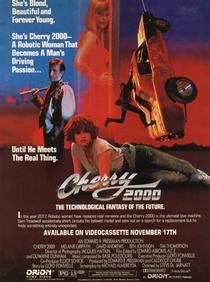 Cherry 2000 - Poster / Capa / Cartaz - Oficial 7